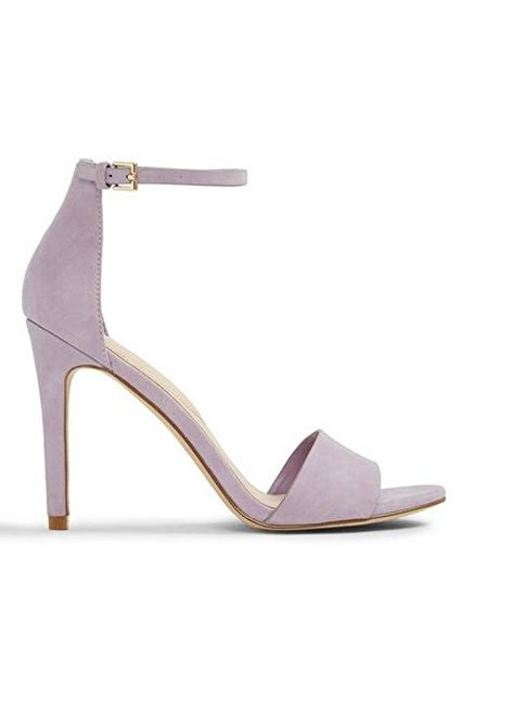 Aldo İnce Topuklu Sandalet Lila